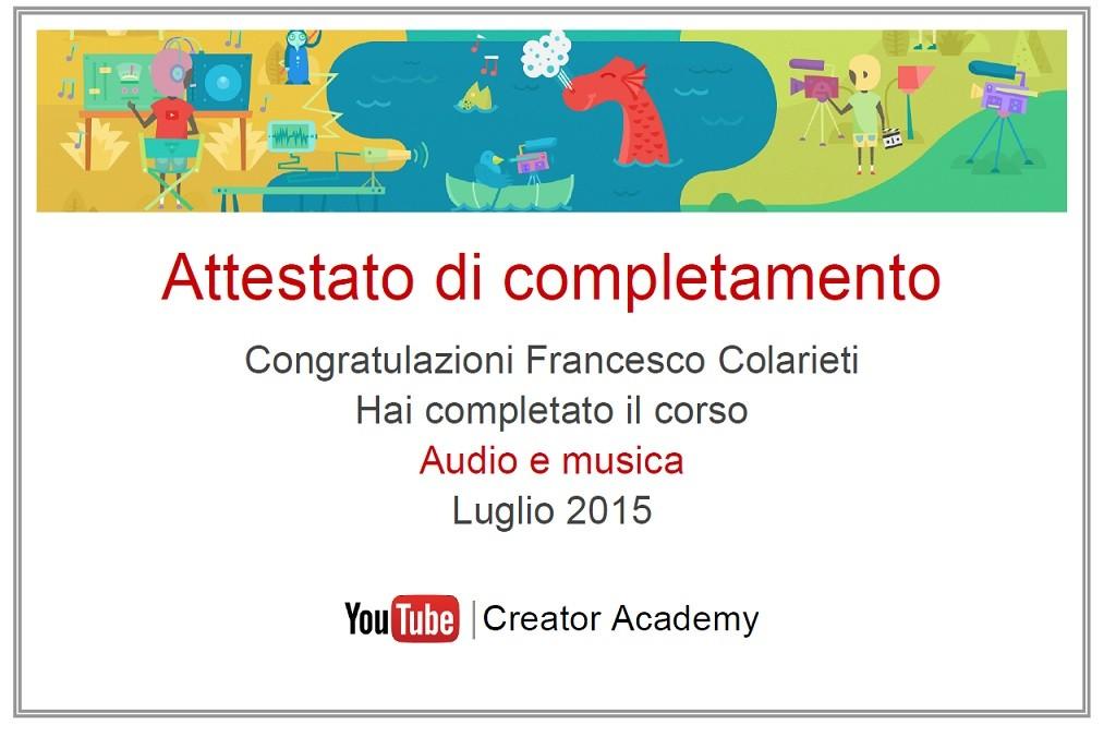 Boot camp you tube audio e musica luglio 2015 - Elenco agenzie immobiliari a malta ...