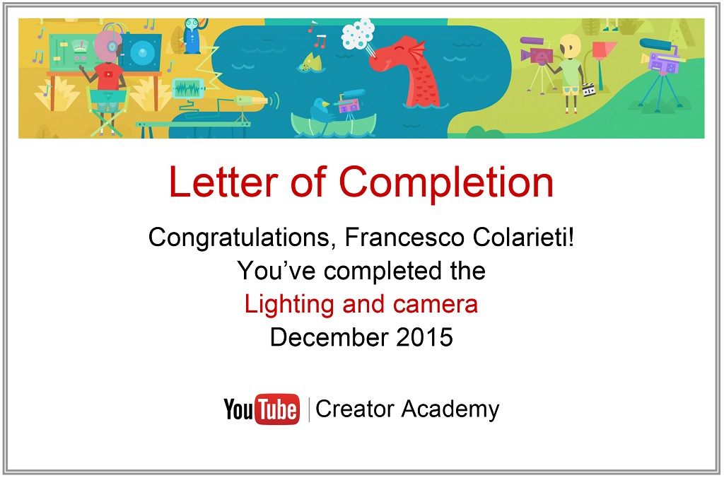 Boot camp youtube lighting and camera dicember 2015 - Elenco agenzie immobiliari a malta ...