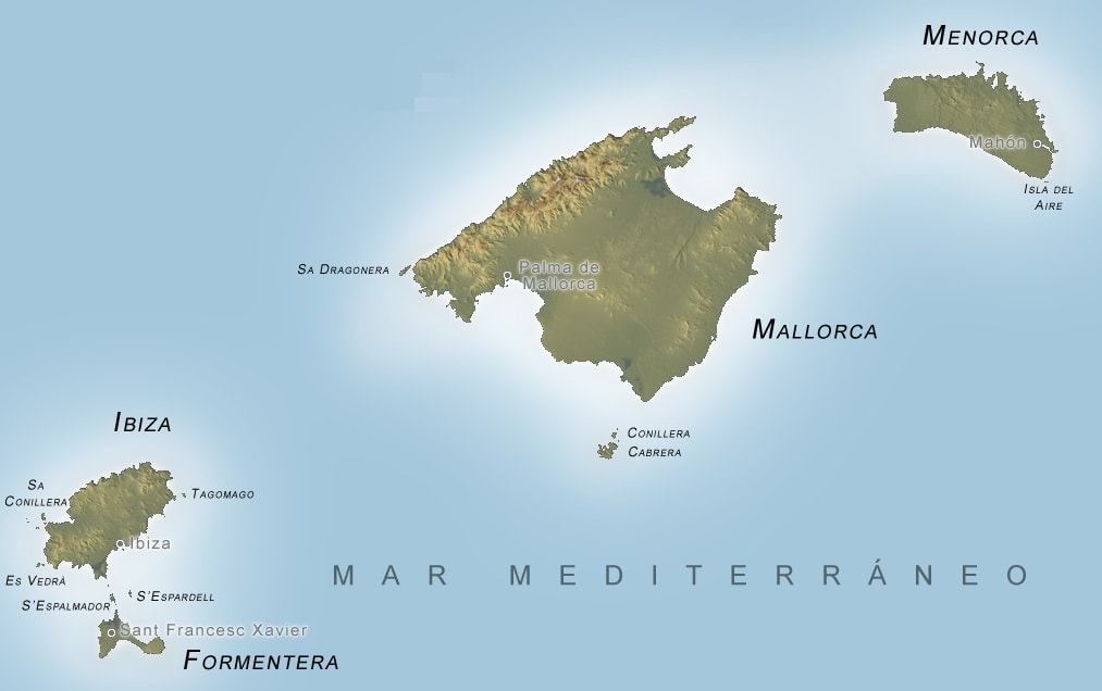 Cartina Spagna Baleari.Comprare Casa Alle Isole Baleari Quale Scegliere